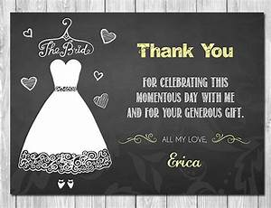 17 bridal shower thank you cards free printable psd With thank you cards for wedding shower