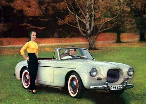 transpress nz: 1957 Volvo Sport (P1900