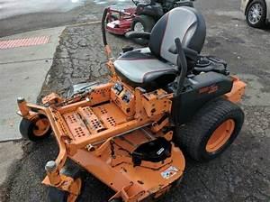 52in Scag Tiger Cub Commercial Zero Turn Mower 26 Kohler