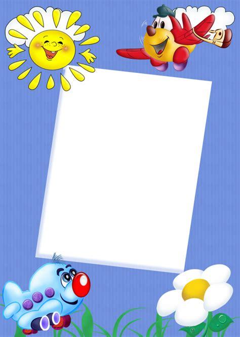 cute kids transparent frame molduras  fotos infantil