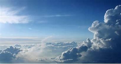 Langit Siang Foto Indah Yang Di Hari