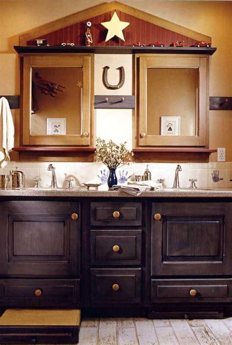 Western Themed Bathroom Ideas by Western Bathroom Inspiration Stylish Western Home