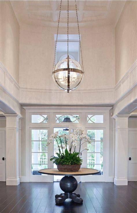 ideas  entry foyer pendant lighting