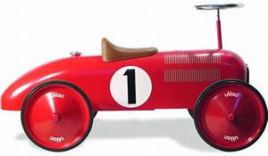 Retro Bebe Voiture : voiture porteur en m tal vintage ~ Teatrodelosmanantiales.com Idées de Décoration
