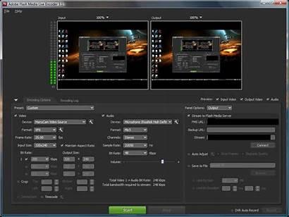 Encoder Adobe Flash Software Streaming Web Stream