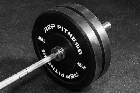 bumper plates   home gym thff