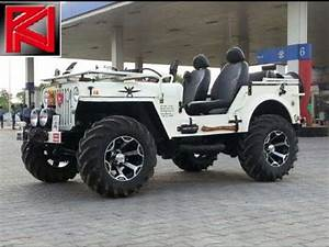 Modified Jeeps Mahindra Classic, Thar, Willys, Wrangler ...