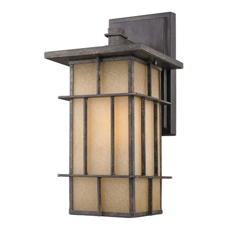 craftsman style exterior lighting search