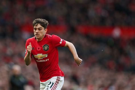 My name is daniel james, this is my story. Man United's fastest player this season revealed - and it ...