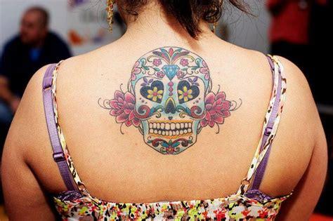 Best Sugar Skull Tattoos Designs Images Pinterest
