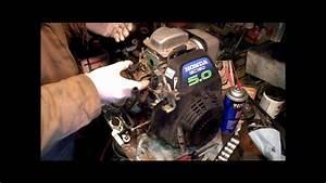 Honda Gc160 Gc190 Carb Rebuild Gcv160 Part 1 Of 2