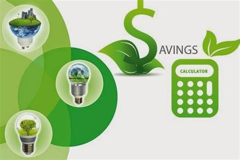 best led light tools to calculate savings led lights in