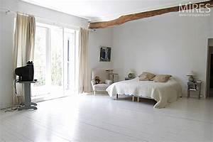 quel revetement de sol pour une chambre resine de With parquet blanc chambre