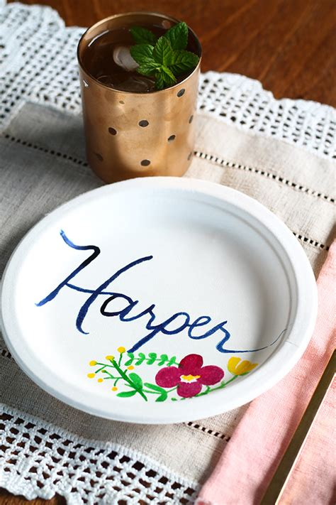 easy  fun diy paper plate crafts shelterness
