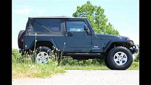 Review Of 2006 Lifted Jeep Wrangler Unlimited Lj Lwb For
