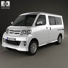Daihatsu Luxio Picture by 25 Best Daihatsu 3d Models Images In 2019 Antique Cars