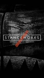 StanceWorks iPhone 5 Wallpapers