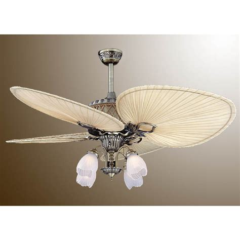 palm fan blade covers ceiling outstanding palm leaf ceiling fans palm ceiling