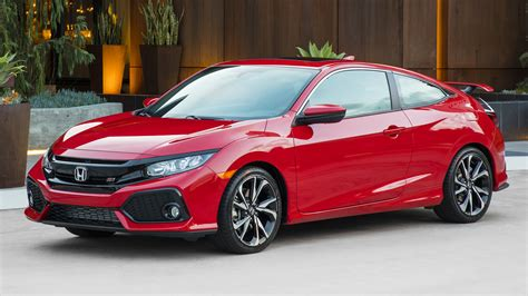 Civi 2018 Cars Wallpapers by 2017 Honda Civic Si Coupe Us Wallpapers And Hd Images