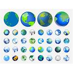 Icon Icons Earth Clipart Planet Vectors Freevector