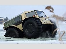 For just $65,000, you can buy a ridiculous Russian truck
