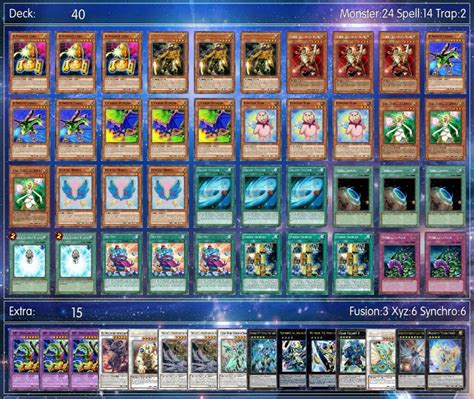 Lightsworn Deck List June 2017 by Abc Lightsworn Fluffals Ygo Amino