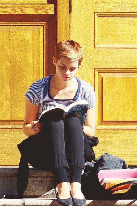 Emma Watson Hah Cabello Cortito Chicas