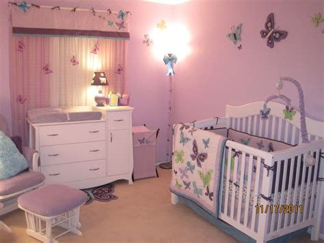 butterflies home butterfly baby room baby girl