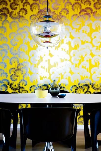 Florence Broadhurst Dining Bode Interiors Panelling Paneling