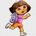 Clipart Transparent Explorer Cartoon Dora Graphics Webstockreview