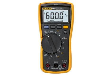 Fluke The Ideal Multimeter For Electricians