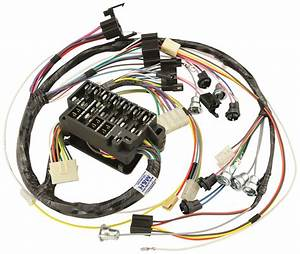 Wiring Harness  Dash  1964 Gto  Lemans  Tempest  V8  Console
