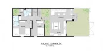 house plans with open kitchen house garden kitchen dining and living space in one room