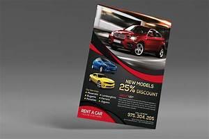 Rent A Car Flyer