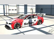Bmw m3 gt2 team Marlboro RaceDepartment