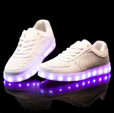 yeezy light up shoes new 7colors yeezy mesh led light shoes fashion leather led