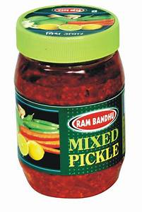 Mixed Pickle Jar | Our Products | Pinterest