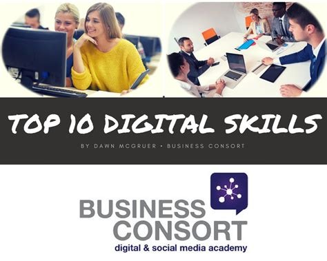 digital media classes top 10 digital marketing must haves skills 2017 business