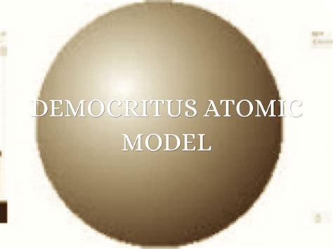 Democritus Atom Model   www.pixshark.com - Images