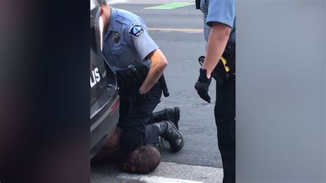 george floyd ucciso dalla polizia  precedenti  chauvin