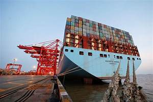 Maersk's biggest ship is a captain's dream come true ...