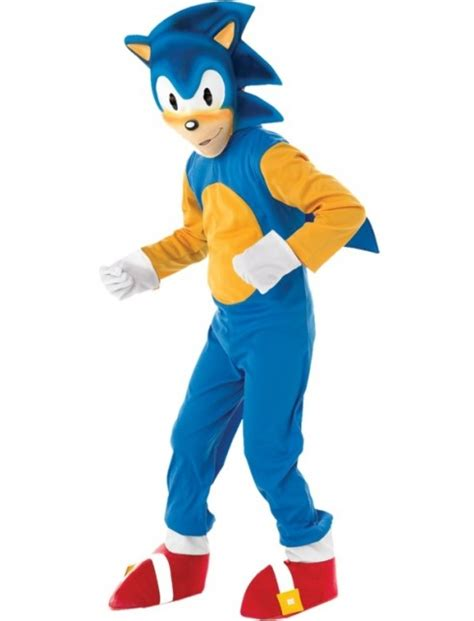 Sonic the Hedgehog Halloween Costume for Kids