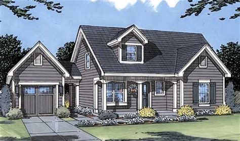 house plans with attached guest house single garage with breezeway 39094st 1st floor master