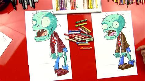 draw  zombie  plants  zombies