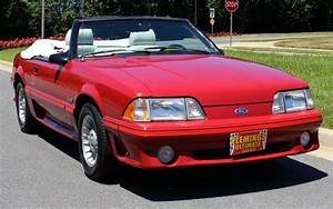 1987 Ford Mustang | 1987 Ford Mustang GT Convertible for sale | Classic Cars, Muscle Cars ...