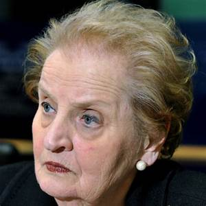 Madeleine Albright - Government Official, Diplomat - Biography