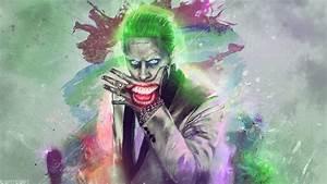 Suicid Squad Joker : suicide squad joker wallpaper 73 images ~ Medecine-chirurgie-esthetiques.com Avis de Voitures