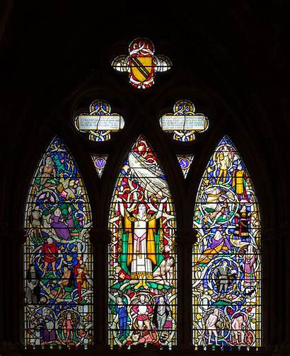 Cathedral Glass Stained Window Shakespeare Southwark Windows