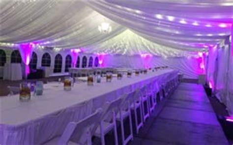 tent rental american rentals inc wedding rentals