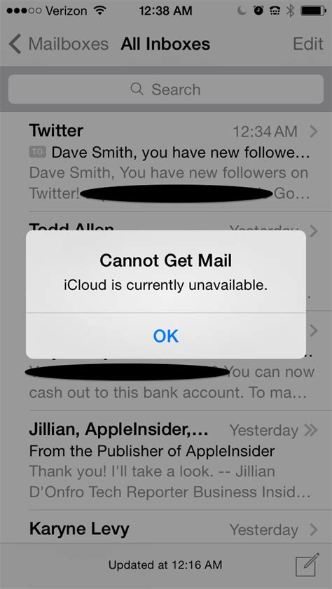 apple icloud mail   business insider